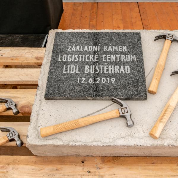 Základní kámen LC Buštěhrad