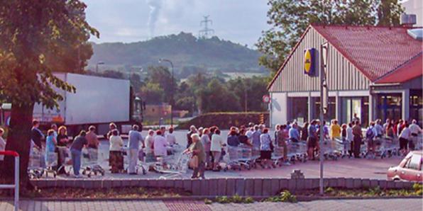 Prodejna Kadaň 2003
